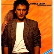 Tomas Ledin The Human Touch Sweden vinyl LP