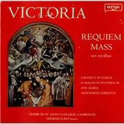 Click here for more info about 'Tomas Luis De Victoria - Requiem Mass'