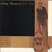Click here for more info about 'Tommy Chase - Rebel Fire'