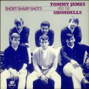 Click here for more info about 'Tommy James & The Shondells - Short Sharp Shots'