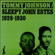 Click here for more info about 'Tommy Johnson - 1928 - 1930 (& Sleepy John Estes)'