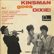 Click here for more info about 'Tommy Kinsman - Kinsman Goes Dixie! (No. 2) EP'