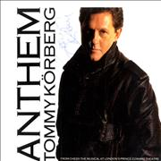 Click here for more info about 'Tommy Körberg - Anthem - Autographed by Tommy Korberg'