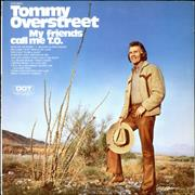 Click here for more info about 'Tommy Overstreet - My Friends Call Me T.O.'