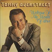 Click here for more info about 'Tommy Overstreet - Welcome To My World Off Love'