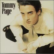 Click here for more info about 'Tommy Page - Tommy Page'