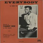 Click here for more info about 'Tommy Roe - Two Sheet Music Folios'