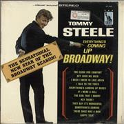 Click here for more info about 'Tommy Steele - Everything's Coming Up Broadway! - Sealed'