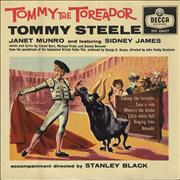 Click here for more info about 'Tommy Steele - Tommy The Toreador EP'