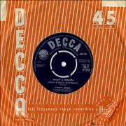 Click here for more info about 'Tommy Steele - What A Mouth (What A North And South)'