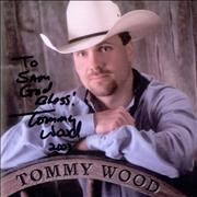 Click here for more info about 'Tommy Wood - Tommy Wood - Autographed'