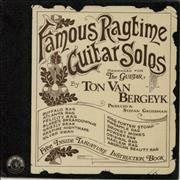 Click here for more info about 'Ton Van Bergeyk - Famous Ragtime Guitar Solo's + Booklet'