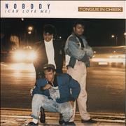 Click here for more info about 'Tongue 'n' Cheek - Nobody (Can Love Me)'