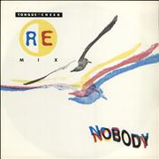 Click here for more info about 'Tongue 'n' Cheek - Nobody (Remix)'