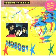 Click here for more info about 'Tongue 'n' Cheek - Nobody'