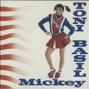 Click here for more info about 'Toni Basil - Mickey - P/s'