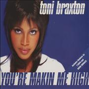 Click here for more info about 'Toni Braxton - You're Makin Me High'