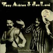 Click here for more info about 'Tony Ashton & Jon Lord - First Of The Big Bands - Sealed'
