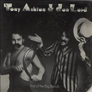 Click here for more info about 'Tony Ashton & Jon Lord - First Of The Big Bands'