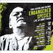 Tony Ashton Endangered Species: Live At Abbey Road UK 3-disc CD/DVD Set