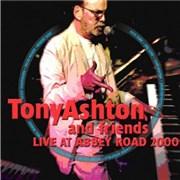 Tony Ashton Live At Abbey Road UK CD album