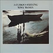 Click here for more info about 'Tony Banks - A Curious Feeling'