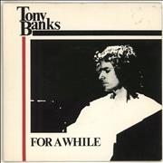 Click here for more info about 'Tony Banks - For A While'