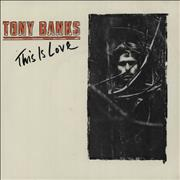 Click here for more info about 'Tony Banks - This Is Love'