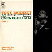 Click here for more info about 'Tony Bennett - At Carnegie Hall Part 1 - 2nd'