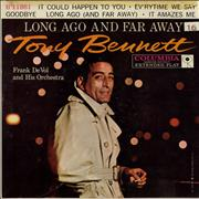Click here for more info about 'Tony Bennett - Long Ago And Far Away EP'