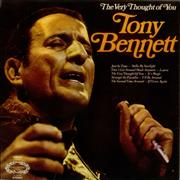 Click here for more info about 'Tony Bennett - The Very Thought Of You'