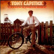 Click here for more info about 'Tony Capstick - Capstick Comes Home'