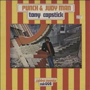 Click here for more info about 'Tony Capstick - Punch & Judy Man'