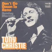 Click here for more info about 'Tony Christie - Don't Go Down To Reno'