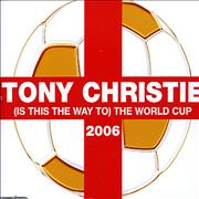 Click here for more info about 'Tony Christie - [Is This The Way To] The World Cup'