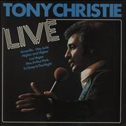 Click here for more info about 'Tony Christie - Live'