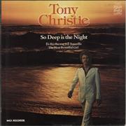 Click here for more info about 'Tony Christie - So Deep Is The Night'