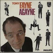 Click here for more info about 'Tony Fayne - Agayne'
