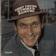 Click here for more info about 'Tony Fayne - Strikes Agayne'