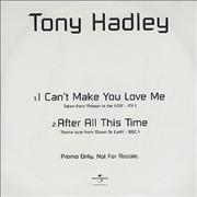 Click here for more info about 'Tony Hadley - I Can't Make You Love Me'