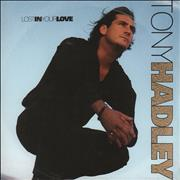 Click here for more info about 'Tony Hadley - Lost In Your Love'