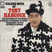 Tony Hancock Golden Hour Of Tony Hancock UK vinyl LP
