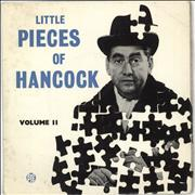 "Tony Hancock Little Pieces Of Hancock Volume II EP UK 7"" vinyl"