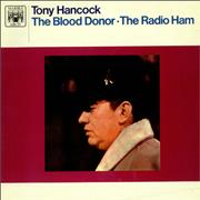 Tony Hancock The Blood Donor & The Radio Ham UK vinyl LP