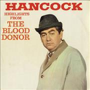 "Tony Hancock The Blood Donor EP UK 7"" vinyl"