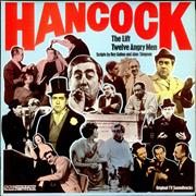 Tony Hancock The Lift / Twelve Angry Men UK vinyl LP