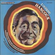 Tony Hancock Unique Hancock - 2nd UK vinyl LP