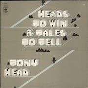Click here for more info about 'Tony Head - Heads To Win & Tales To Tell (The Traveller) - VG'