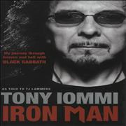 Click here for more info about 'Tony Iommi - Iron Man'