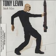 Tony Levin Stick Man USA CD album